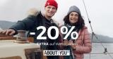 About You Winterjacken mit 20% Extra-Rabatt
