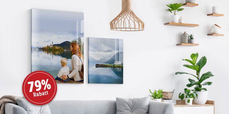 Lidl Foto Gutschein: Acrylglas Bild 40x30cm für 13,98€, 60x40cm für 17,98€ oder 80x60cm für 20,98€