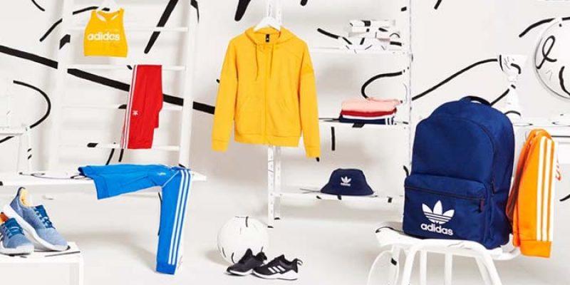 adidas Back to School Sale + 25% Gutschein