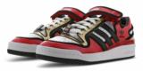 adidas Forum 84 x Simpsons Sneaker (Duff Beer Design) für 79,99€