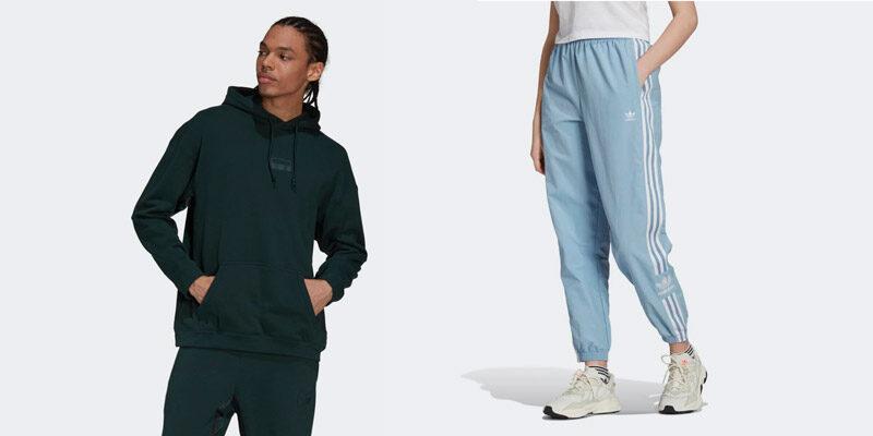 adidas Herbstangebote: bis zu 40% Rabatt auf Sneaker & Kleidung + 20% Gutschein