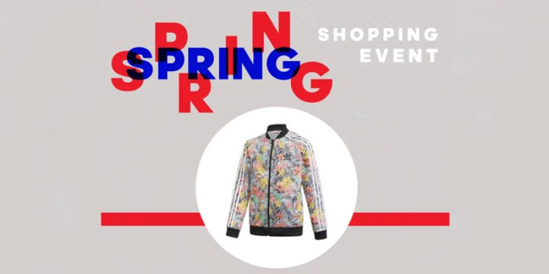 adidas Spring Shopping Event: 25% Gutschein auf ausgewählte Produkte und Sale