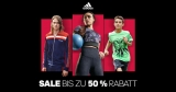 Adidas Sommerschlussverkauf mit bis zu 50% Rabatt + 20% Gutschein!