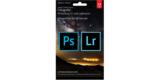 Adobe Creative Cloud Foto-Abo (Photoshop & Lightroom Prepaid Jahreslizenz) für 94,99€