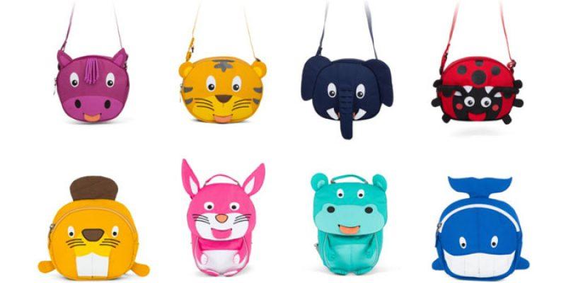 Affenzahn Sale: Diverse Kinderrucksäcke (Esel, Drache, Panda, etc.) ab 14,90€