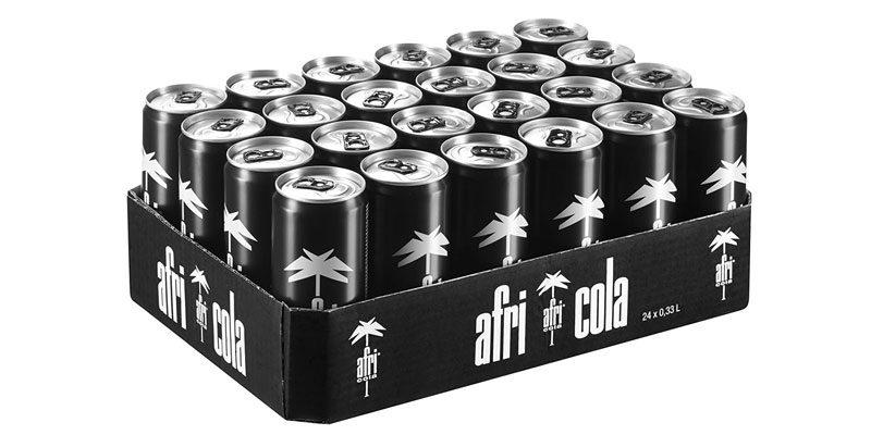 24x Dosen Afri Cola (0,33 l) für 10,19€ – nur 0,43€ pro Dose