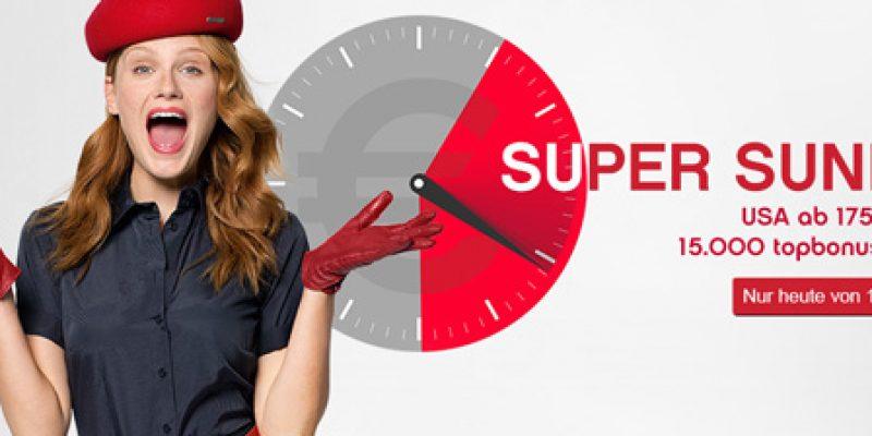AirBerlin Super Sunday: Hin- und Rückflug nach New York oder Chicago ab 298€