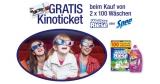 ALDI MovieChoice Aktion: Kinoticket gratis beim Kauf von 2x Waschmittel (Spee oder Weißer Riese)