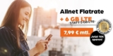 Allmobil Allnet Flat mit 6 GB LTE (Vodafone Netz) für 7,99€/Monat + 50€ Bonus bei Rufnummernmitnahme