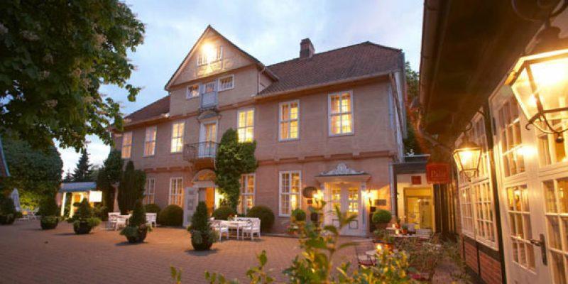 3 Tage Lüneburger Heide im 5* Althoff Hotel Fürstenhof Celle für nur 250€