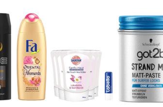 Amazon 4 für 3 Beauty Aktion: z.B. 4x NIVEA MEN Fresh Active Deo für 4,20€ (1,05€/Stück)