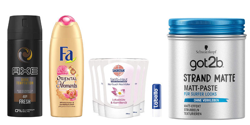 Amazon 4 für 3 Beauty Aktion: z.B. 4x NIVEA MEN Fresh Active Deo für 4,20€ (1,05€/Stück)