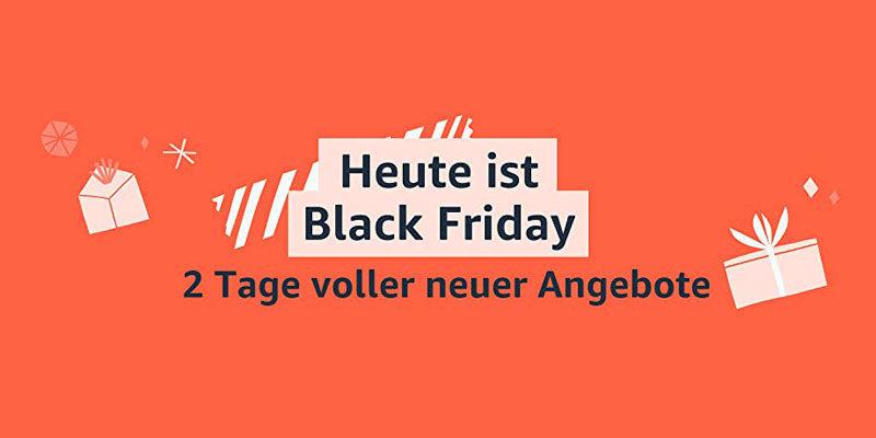 Amazon Black Friday 2020 – Übersicht über die besten Deals