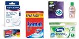 Amazon 4 für 3 Drogerie Aktion: 4 Produkte kaufen, nur 3 bezahlen – Spülmaschinentabs, Windeln, Klopapier u.v.m.