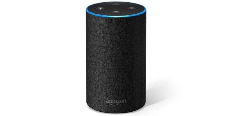 Amazon Echo Lautsprecher Zertifiziert und generalüberholt (2. Generation) für 49,99€