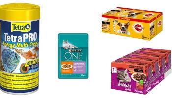Amazon 4 für 3 Haustier Aktion: z.B. 1200x Hundekotbeutel für nur 43,95€ (Preisvergleich: 59€)