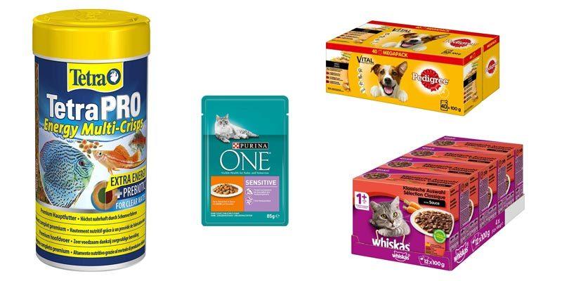 Amazon 4 für 3 Haustier Aktion: z.B. 4x Earth Rated Hundekotbeutel für 20,97€ (Preisvergleich: 28€)