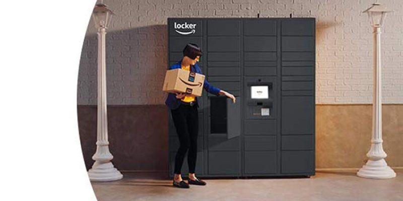 Amazon Locker Packstationen: 1€ Versandkosten sparen