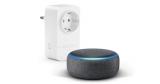 Amazon Smart Home Bundle: Echo Dot + Amazon Smart Plug Steckdose für 34,98€