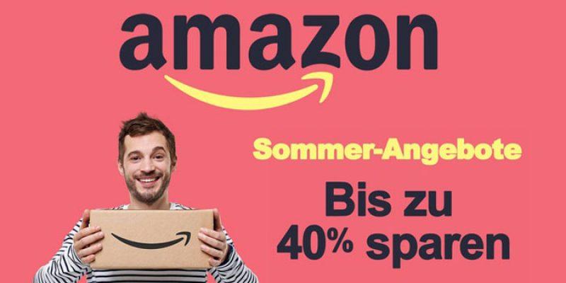 Amazon Sommer Angebote bis 15. Juli – Tages- und Blitzangebote