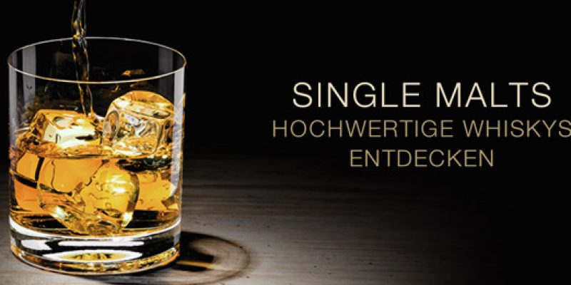 15% Amazon Whisky Gutschein: Günstige Single Malt Whiskys!