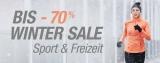 Amazon Fitness und Outdoor Winter Sale mit bis zu 70% Rabatt