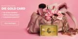 American Express Gold Kreditkarte + 200€ Startguthaben + Reiseversicherung