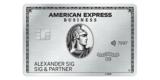 American Express Business Platinum Kreditkarte mit 150.000 Membership Rewards als Bonus