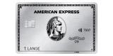 American Express Platinum Card (aus Metall) + 75.000 Membership Rewards