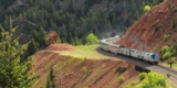 Amtrak USA Rail Pass (Zugticket für bis zu 10 Fahrten durch die USA) für 246€