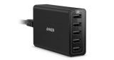 Anker PowerPort USB Ladegerät (40 Watt & 5 USB-Ports) für 16,79€