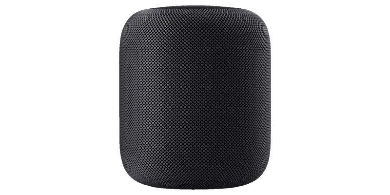 Apple HomePod Lautsprecher mit Siri Sprachsteuerung für 252,22€