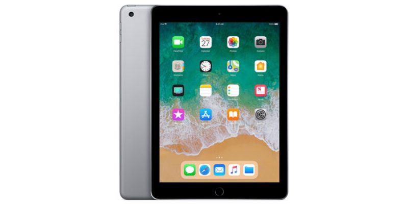 Apple iPad WiFi + 4G Cellular 128GB 6. Generation (2018) MRM22FD/A für 379€