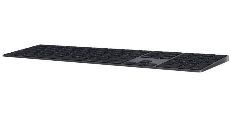 Apple Magic Keyboard mit Ziffernblock (grau oder weiß) für 109,99€