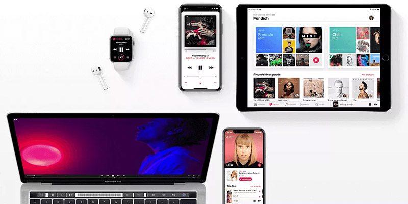 4 Monate Apple Music kostenlos testen – Musik Streaming