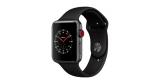 Apple Watch Series 3 GPS 42mm in spacegrau für 226,99€