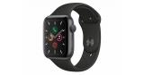 Apple Watch Series 5 GPS (44 mm) mit Aluminiumgehäuse für 359,91€