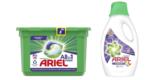 Ariel Cashback Aktion: Ariel All-in-1 Pods  & Flüssigwaschmittel gratis testen