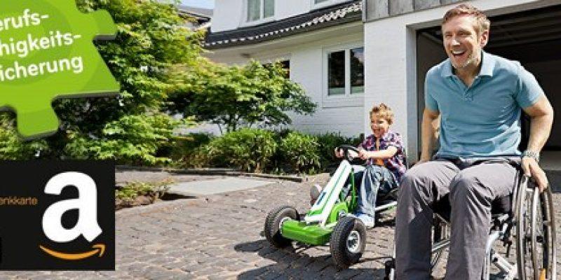 Asstel Berufsunfähigkeitsversicherung + 150€ Amazon Gutschein