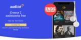 3 kostenlose Audible Hörbücher (nach Wahl) über Amazon Australien