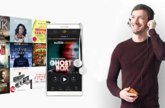 Audible Angebot: 3 Hörbücher für je 4,95€/Monat (50% Ersparnis)