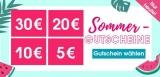 Babymarkt Aktion: 4x Gutscheine (5€, 10€, 20€ oder 30€) ab 40€ Bestellwert
