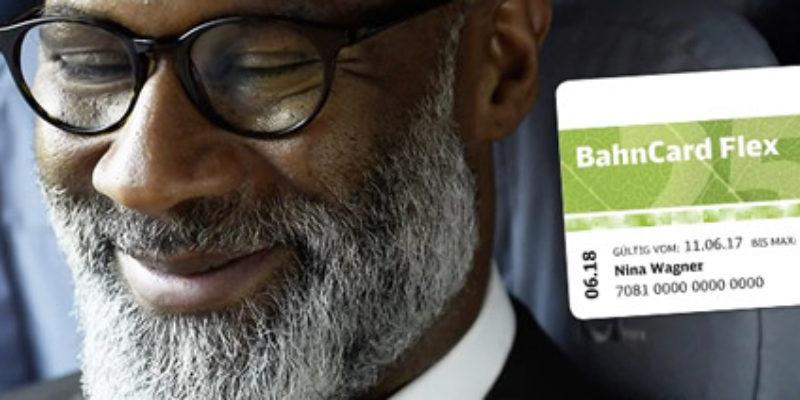 BahnCard Flex 25 oder 50 für 6,50€ bzw. 25€ pro Monat