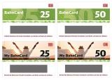 BahnCard Geschenkkarte 25 oder 50 ab 29,50€ bei Amazon