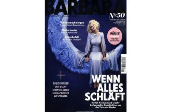 Barbara Jahresabo für 49€ + 35€ BestChoice Gutschein als Prämie