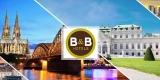 B&B Hotel Gutschein – 2 Nächte für 2 Personen für 84,98€