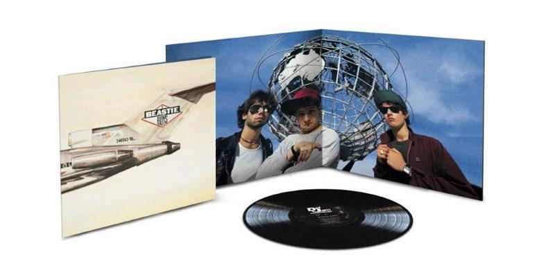 """Beastie Boys Schallplatte: """"Licensed to Ill"""" (Vinyl LP) für 17,99€"""