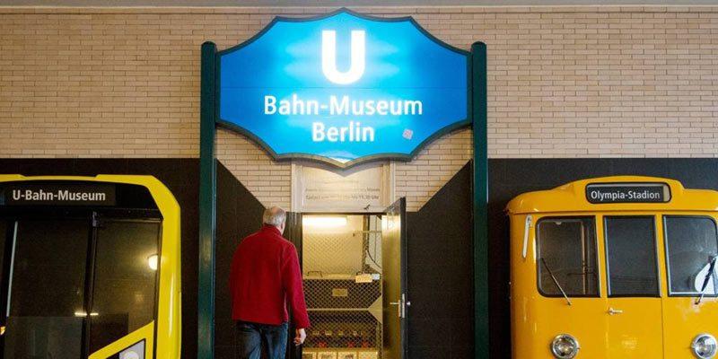Kostenloser Eintritt ins Berliner U-Bahn Museum am 12./13. September