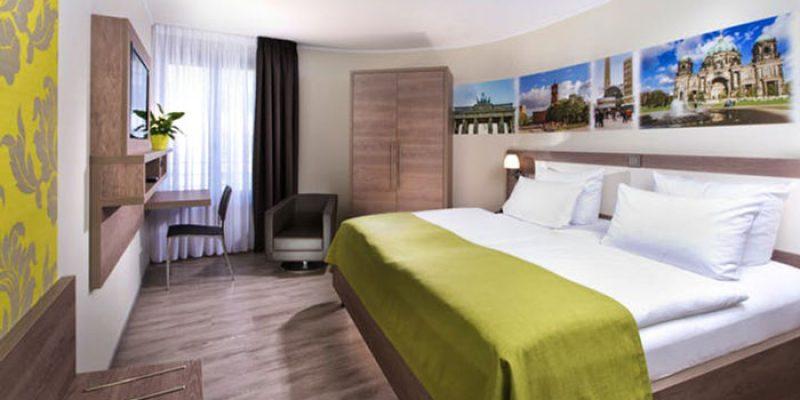 Übernachtung im Best Western Hotel Kantstrasse in Berlin für 78€ (2 Personen)