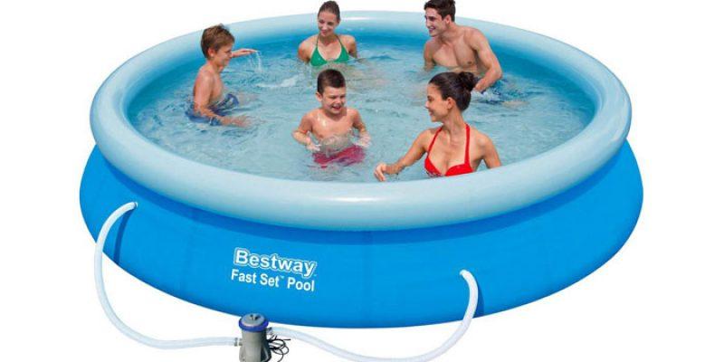 Bestway Fast Set Pool (305 x 76 cm) für 58,48€